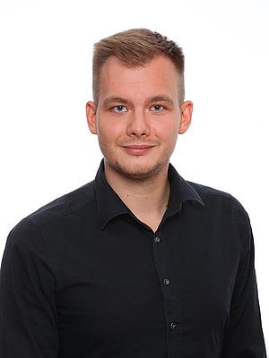 Sachgebietsleiter Hochbau Maximilian Reich