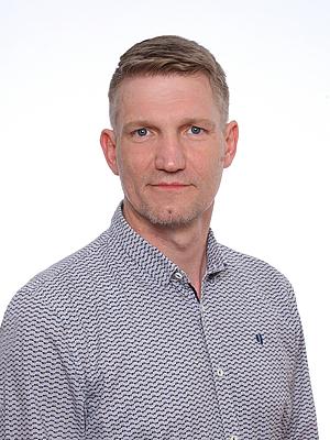 Sachgebietsleiter Tiefbau Martin Benkert