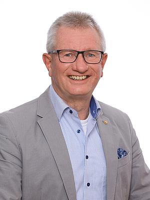 Stadtkämmerer Herr Andreas Schlagmüller